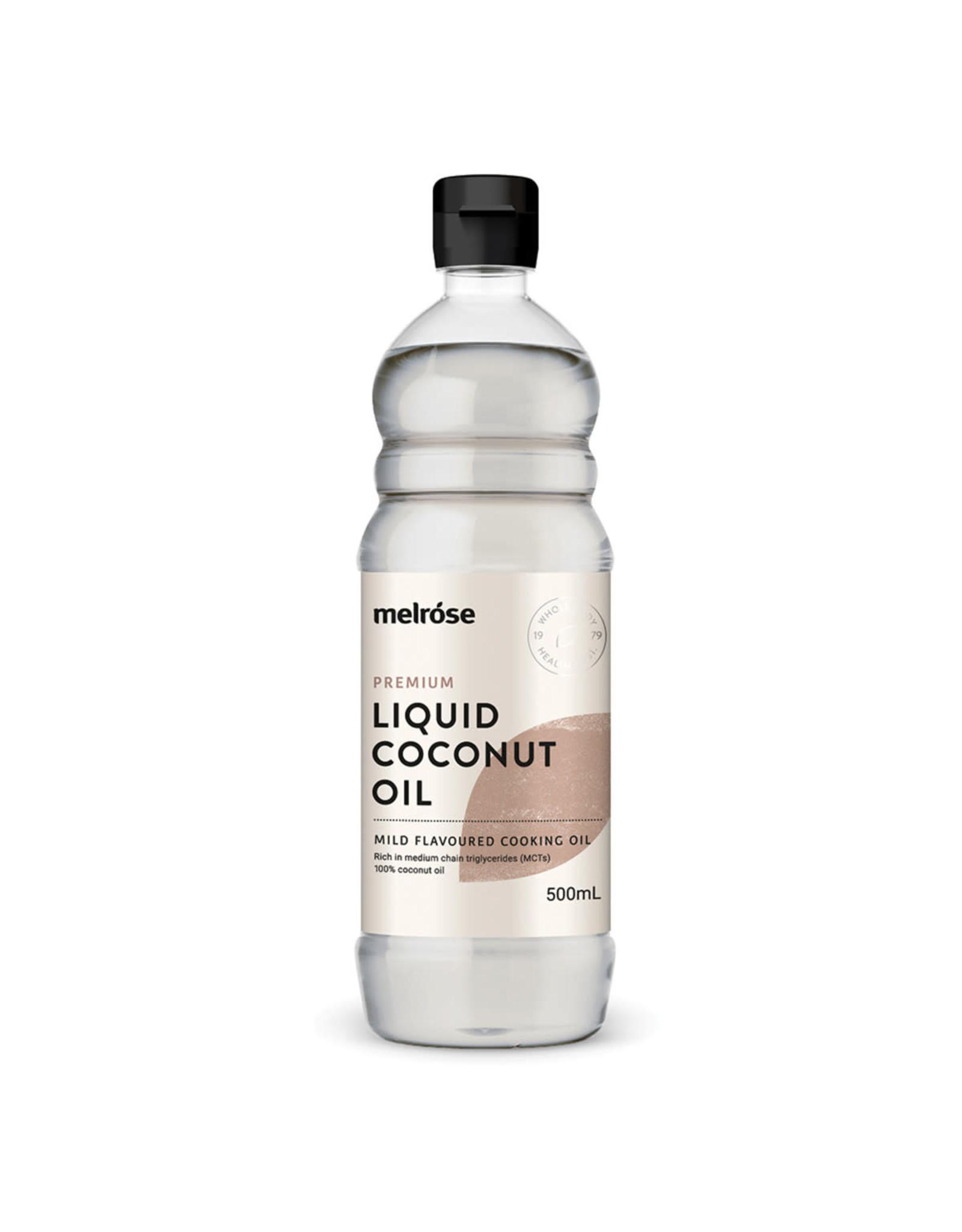 Nirvana Liquid Coconut Oil 500ml