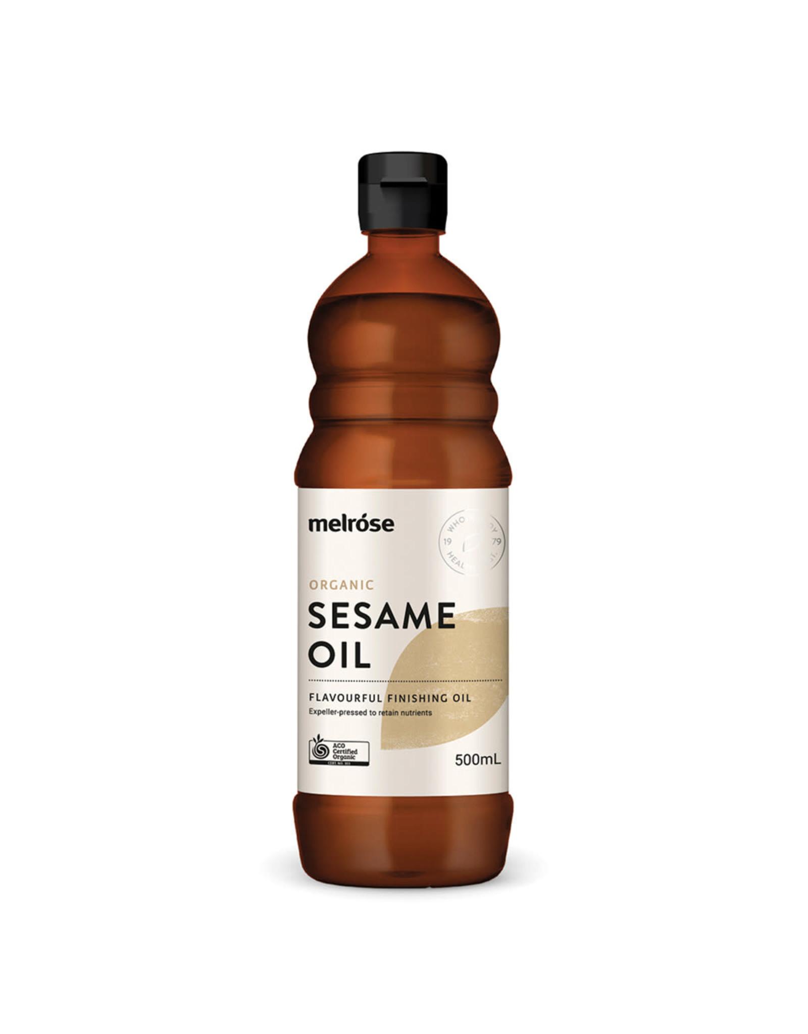 Melrose Sesame Oil 500ML