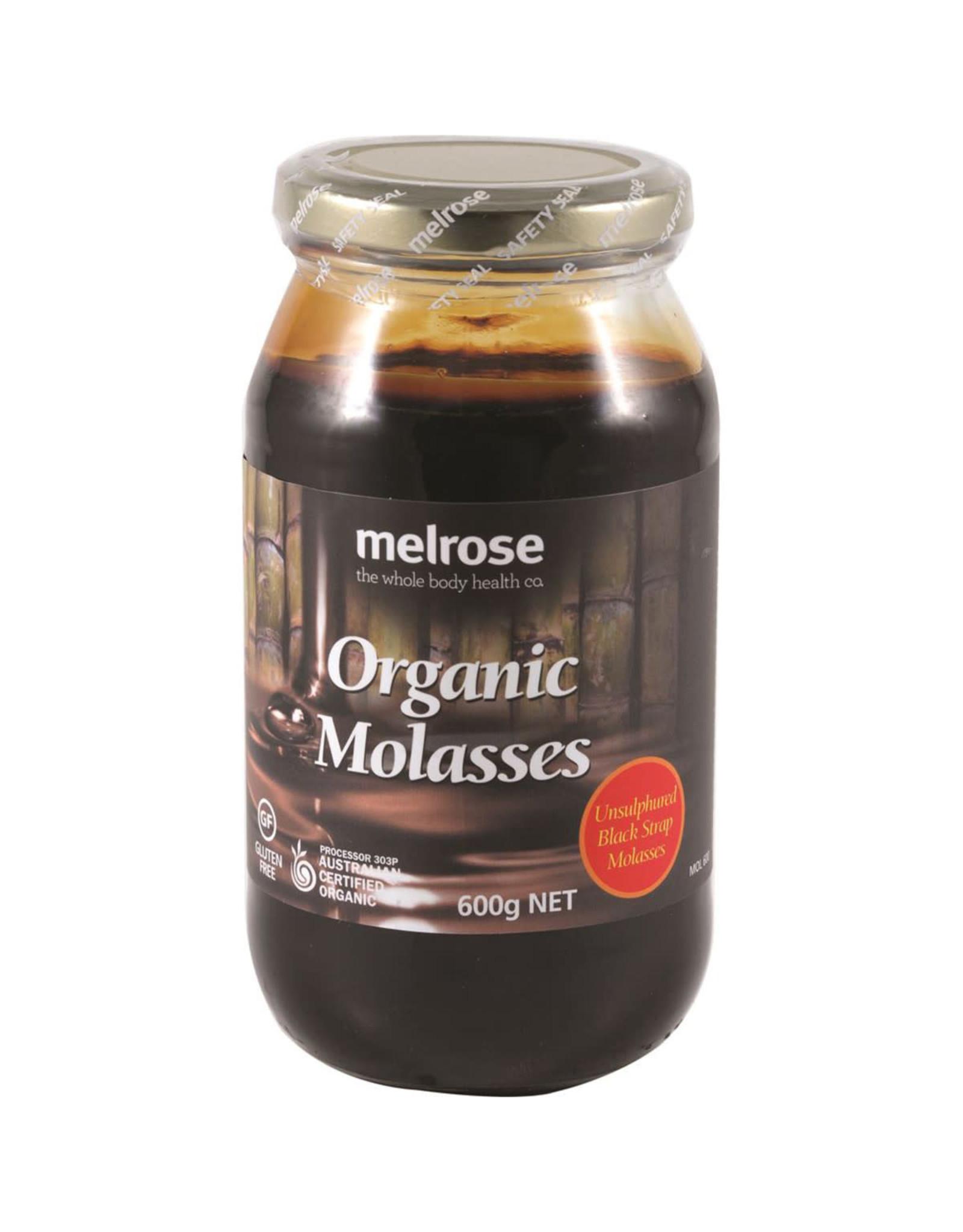 Melrose Organic Blackstrap Molasses 600g