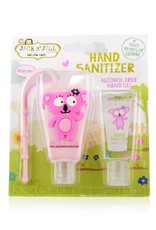 Jack N' Jill Hand Sanitizer Alcohol Free - Koala 2x29ml
