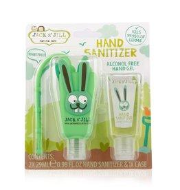 Jack N' Jill Hand Sanitizer Alcohol Free - Bunny 2x29ml