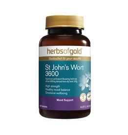 Herbs of Gold St John's Wort 3600 30T