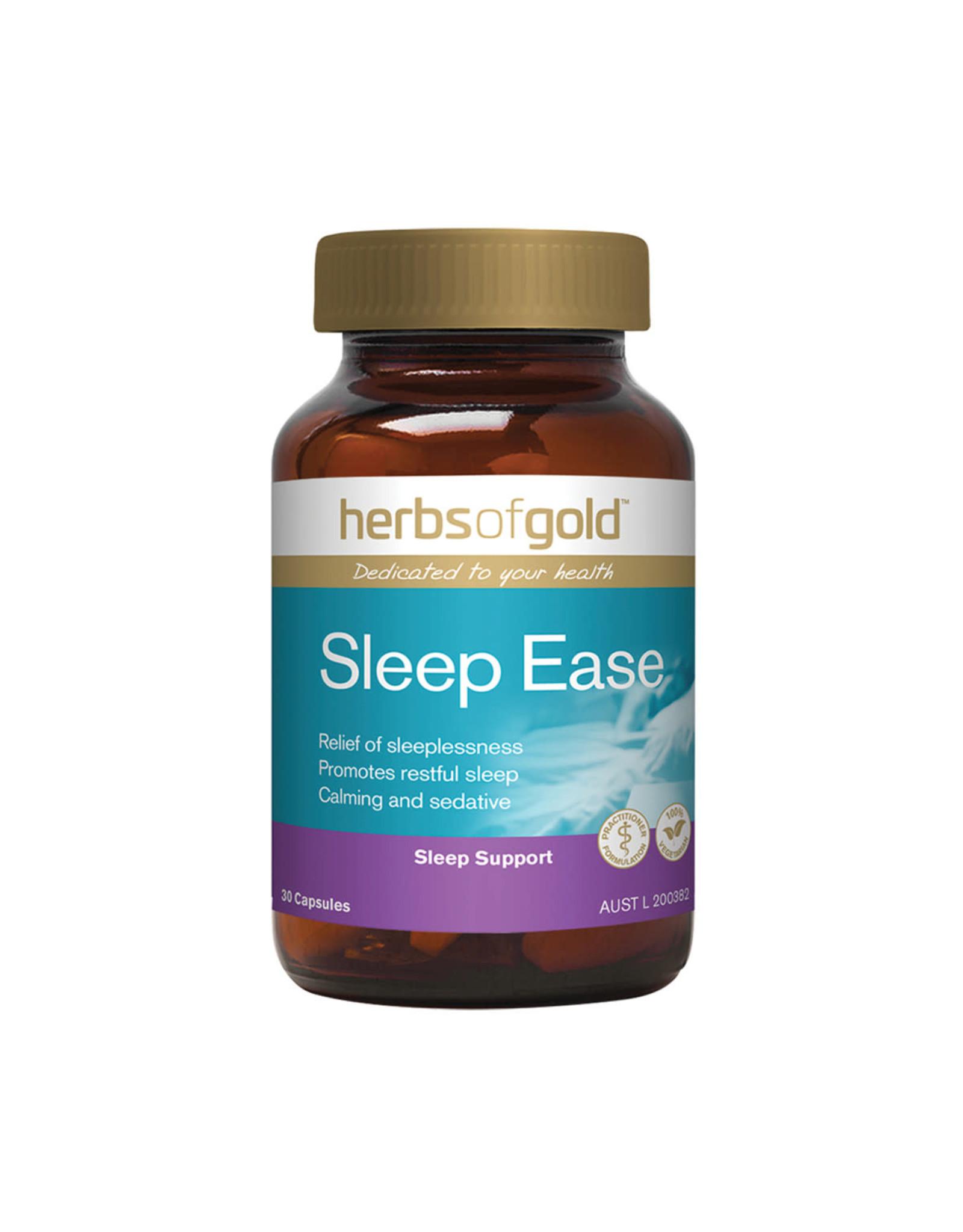 Herbs of Gold Sleep Ease 30vc