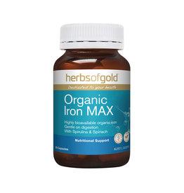 Herbs of Gold Organic Iron Max 30c