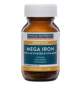 Ethical Nutrients Iron Max 30c