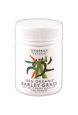 Synergy Natural 100% Organic Barley Grass