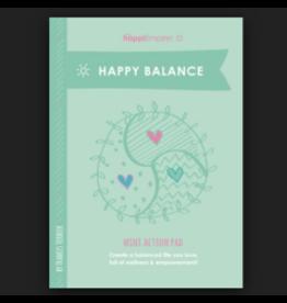 Brumby Sunstate Happy Balance Mini Action Pad - Frances Verbeek