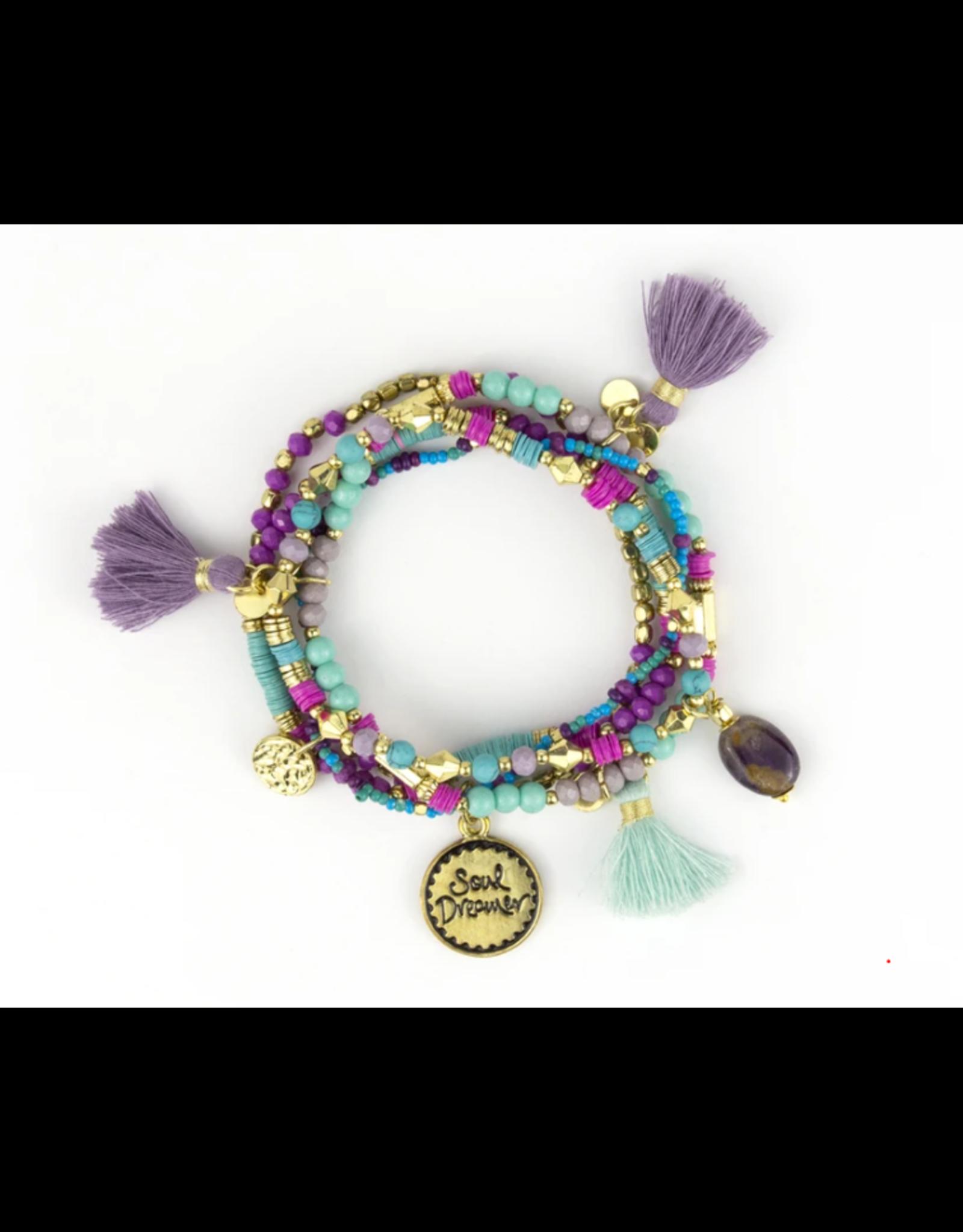 Intrinsic Soul Dreamer Charm Bracelet