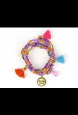 Intrinsic Beautiful Friend Charm Bracelet