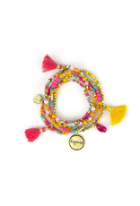 Intrinsic Happiness Charm Bracelet