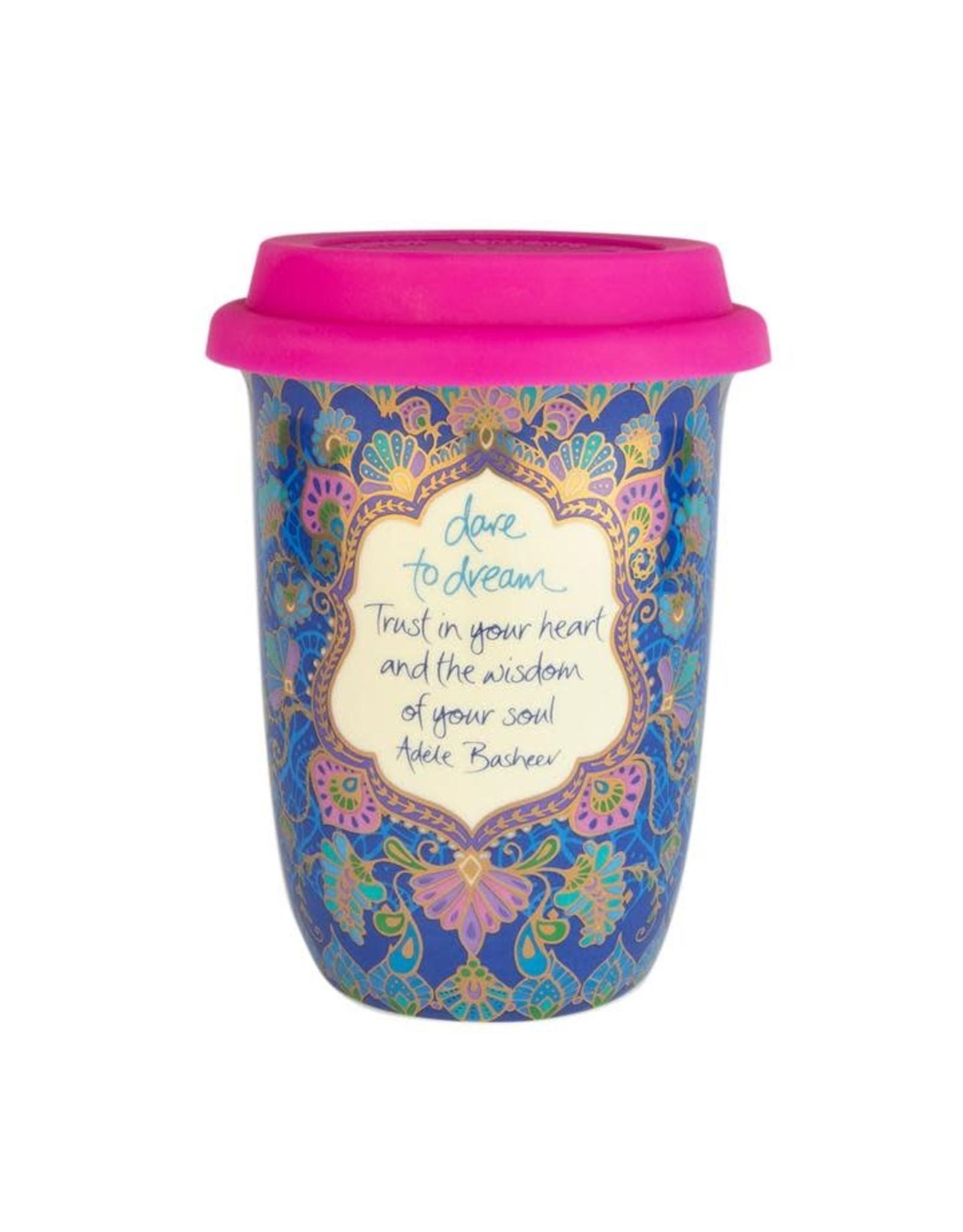 Intrinsic Dare to Dream Travel Mug