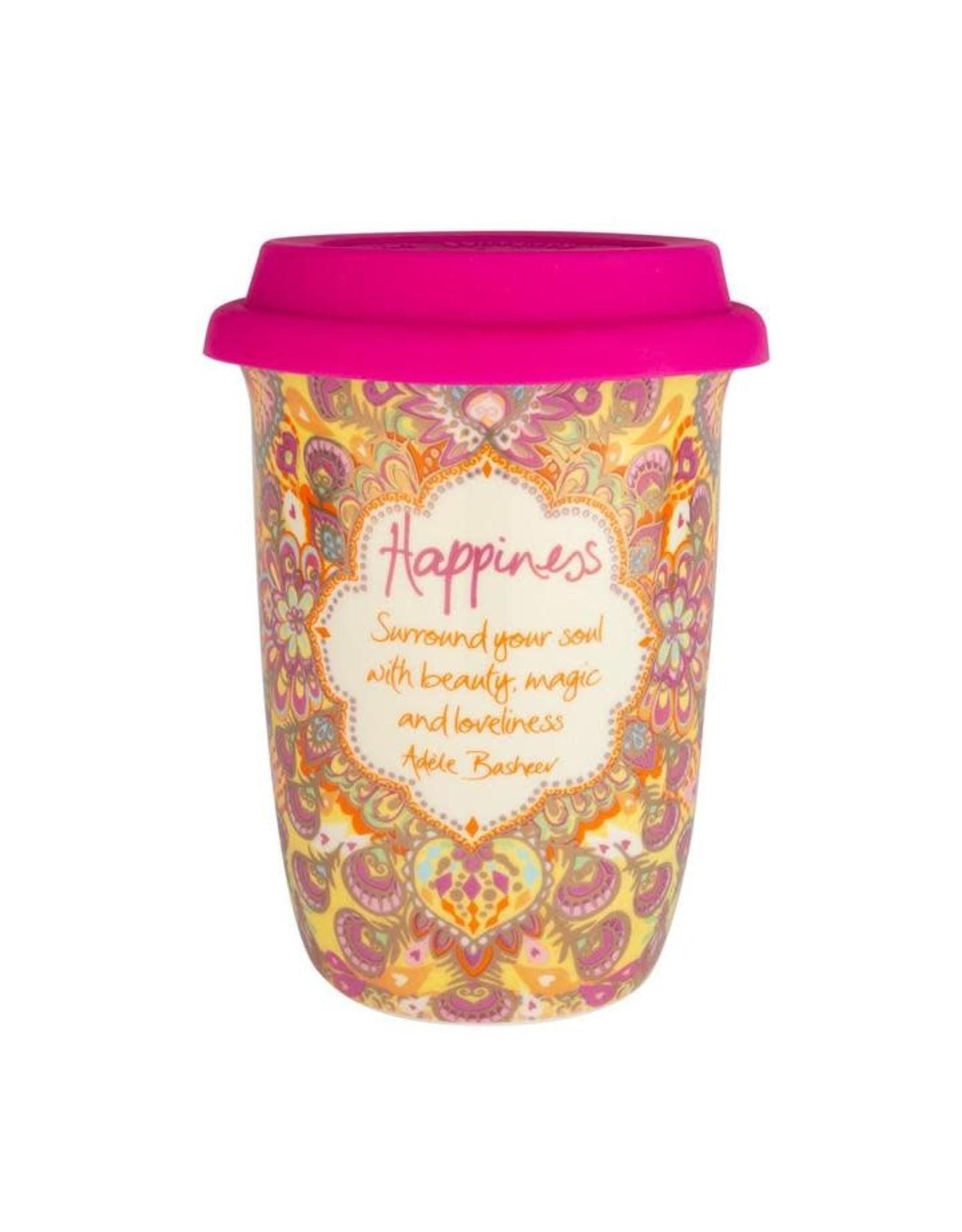 Intrinsic Happiness Travel Mug