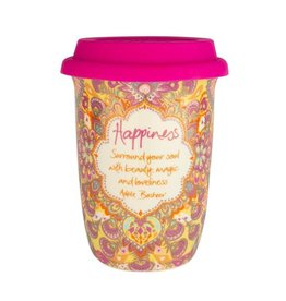 Intrinsic Happiness Travel Mug