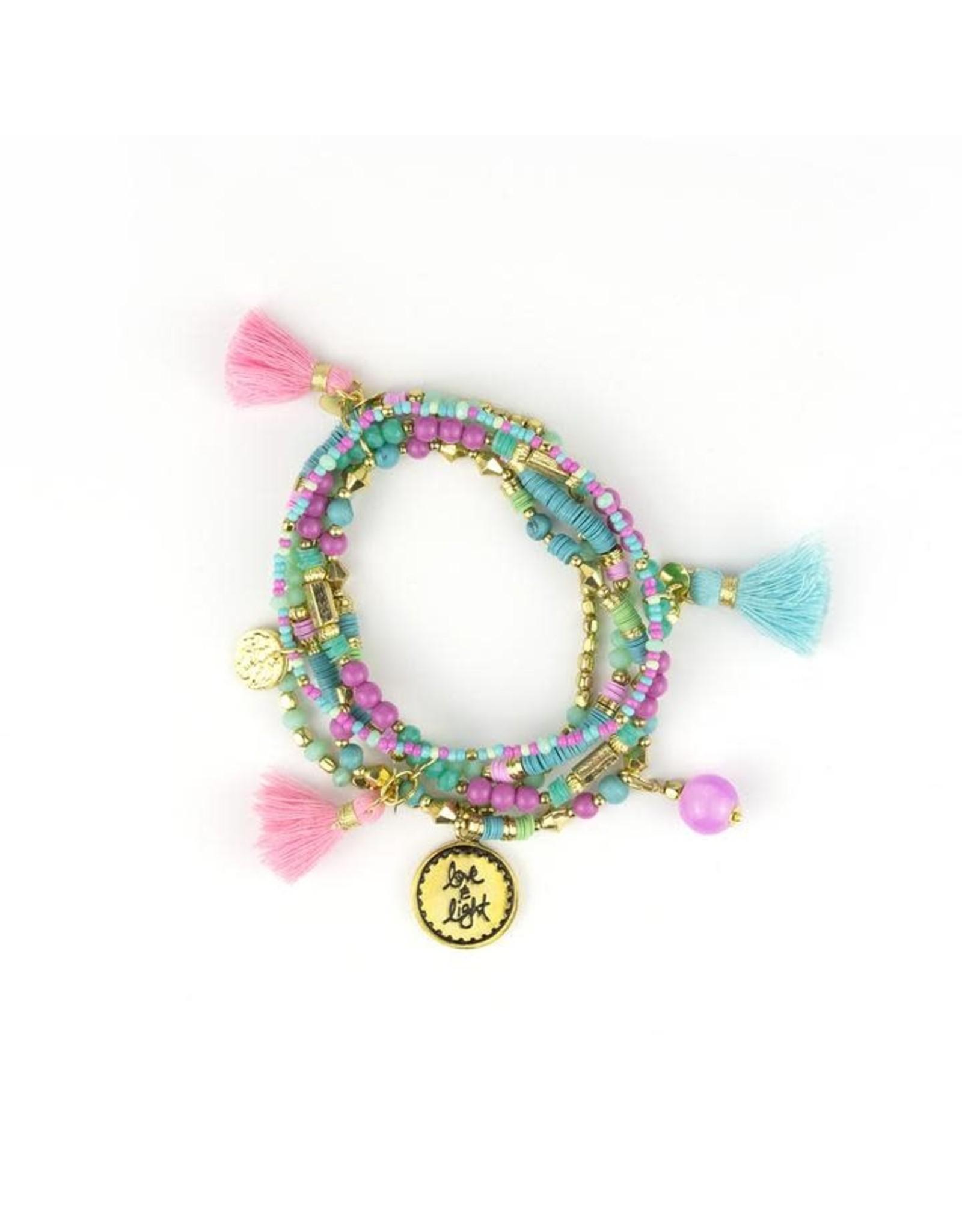 Intrinsic Love & Light Bracelet