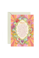 Intrinsic Mum Greeting Card