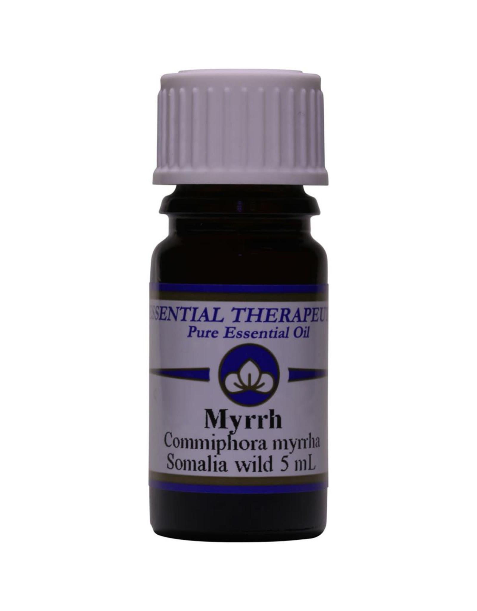 Essential Therapeutics Myrrh Essential Oil 5ml