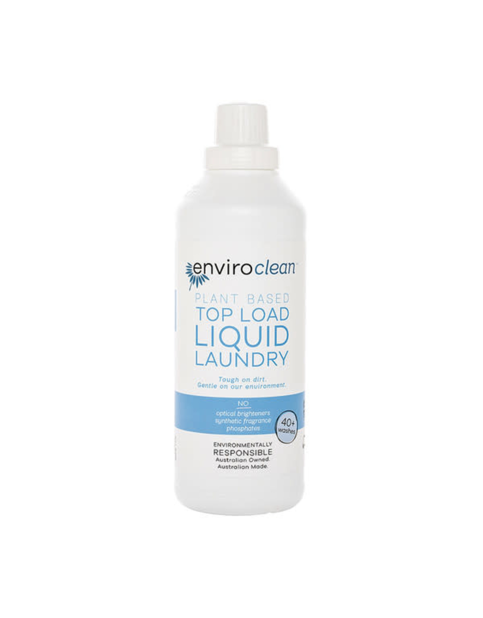Enviroclean Laundry Liquid Top Loader