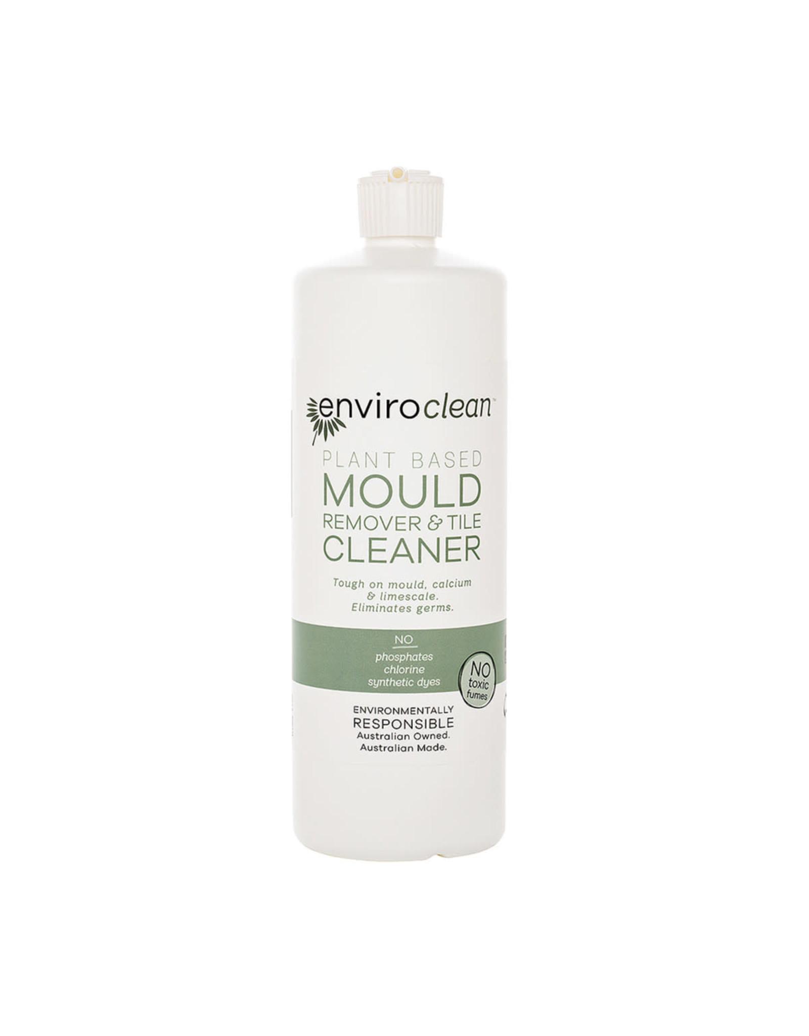 Enviroclean Mould Remover & Tile Cleaner - Plant Based - 1L
