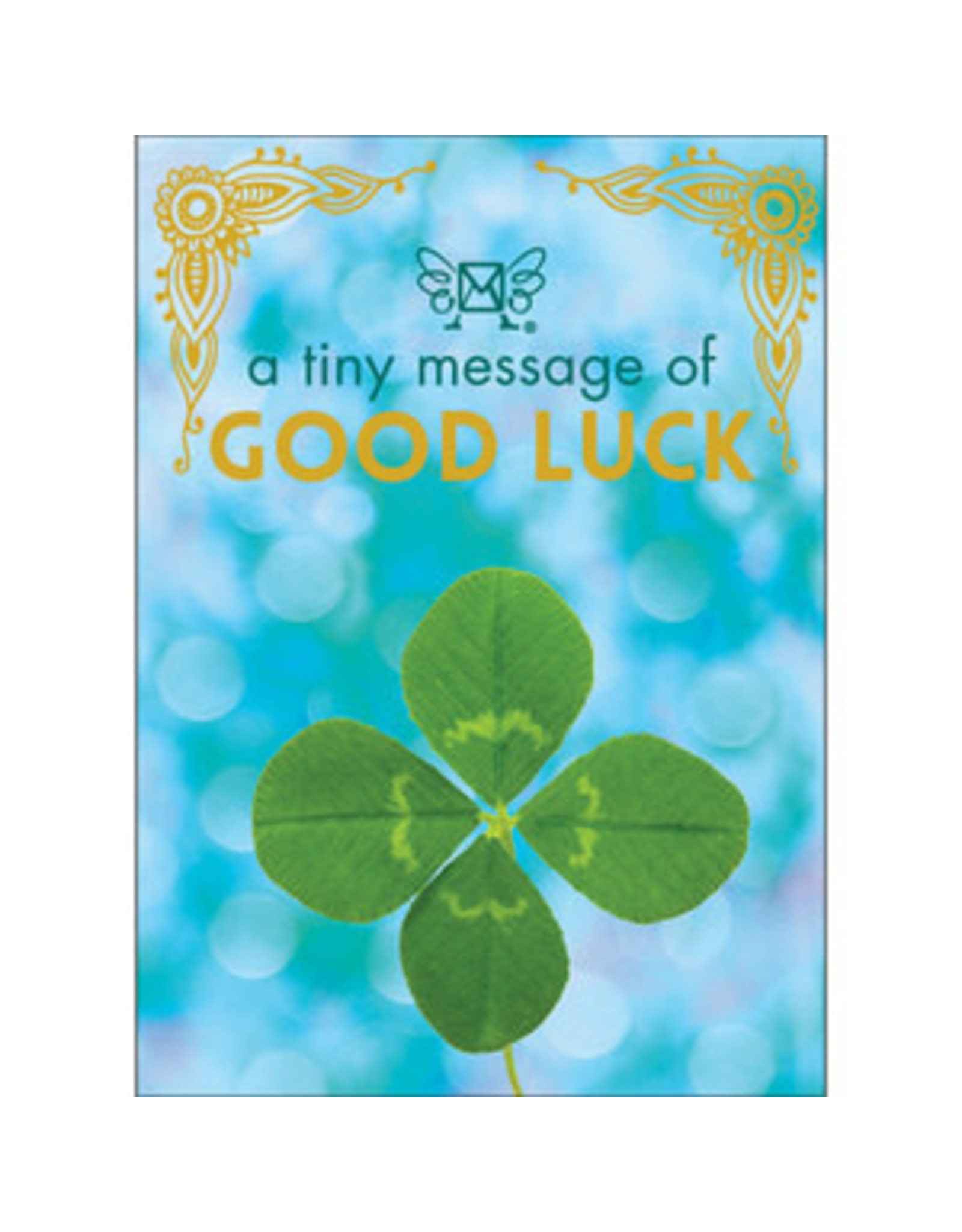 Affirmations Publishing House A Tiny Message of Good Luck