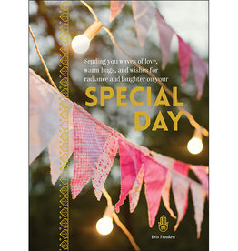 Affirmations Publishing House Greeting Card - Sending You Waves of Love