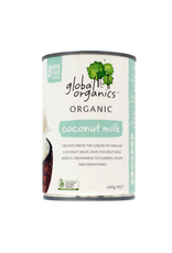 Global Organics Organic Coconut Milk 400g