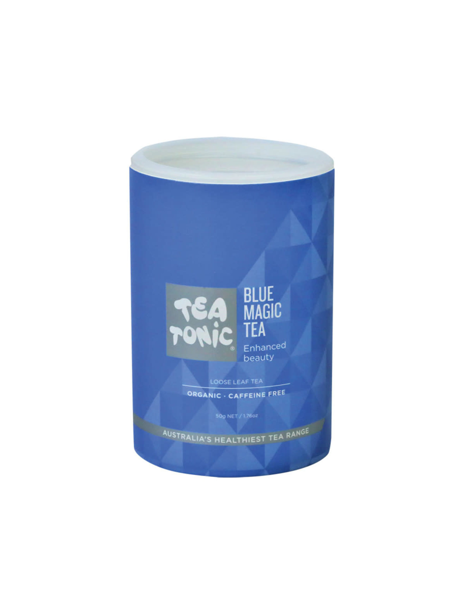 Tea Tonic Blue Magic Tea Tube 50g