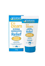 Grahams Natural Grahams Natural C+ Cream (Eczema & Dermatitis Relief) 120g