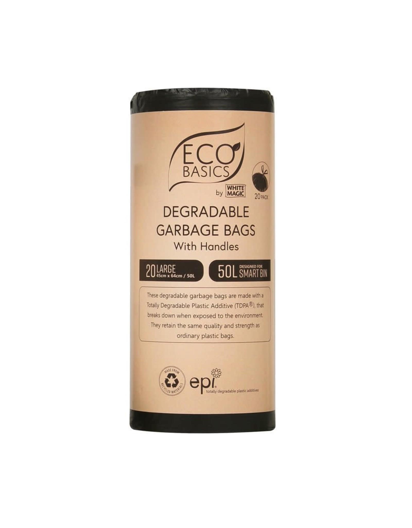Eco Basics Degradable Garbage Bags