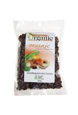 Life Force Organics Australian Raisins - Organic - 200g