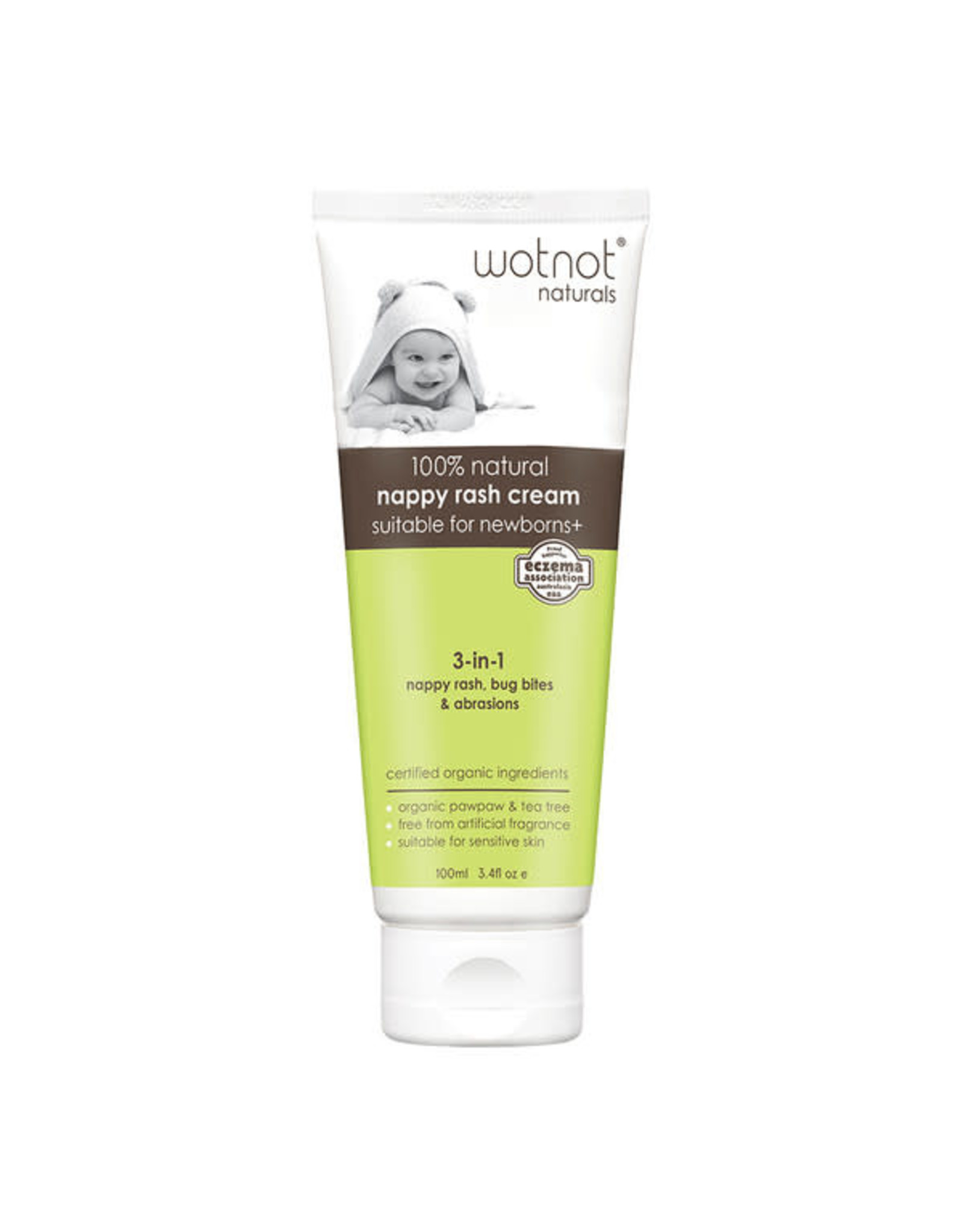 Wotnot Nappy Rash Cream - 100ml