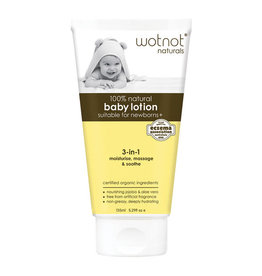 Wotnot Baby Lotion - Suitable For Newborns 135ml