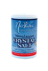 Nirvana Organics Himalayan Salt  Fine (Shaker) 125g