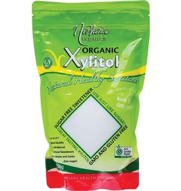 Nirvana Organics Organic Xylitol 750g