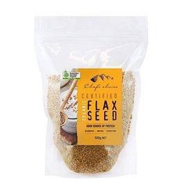Chef's Choice Flaxseed Certified Organic 500g