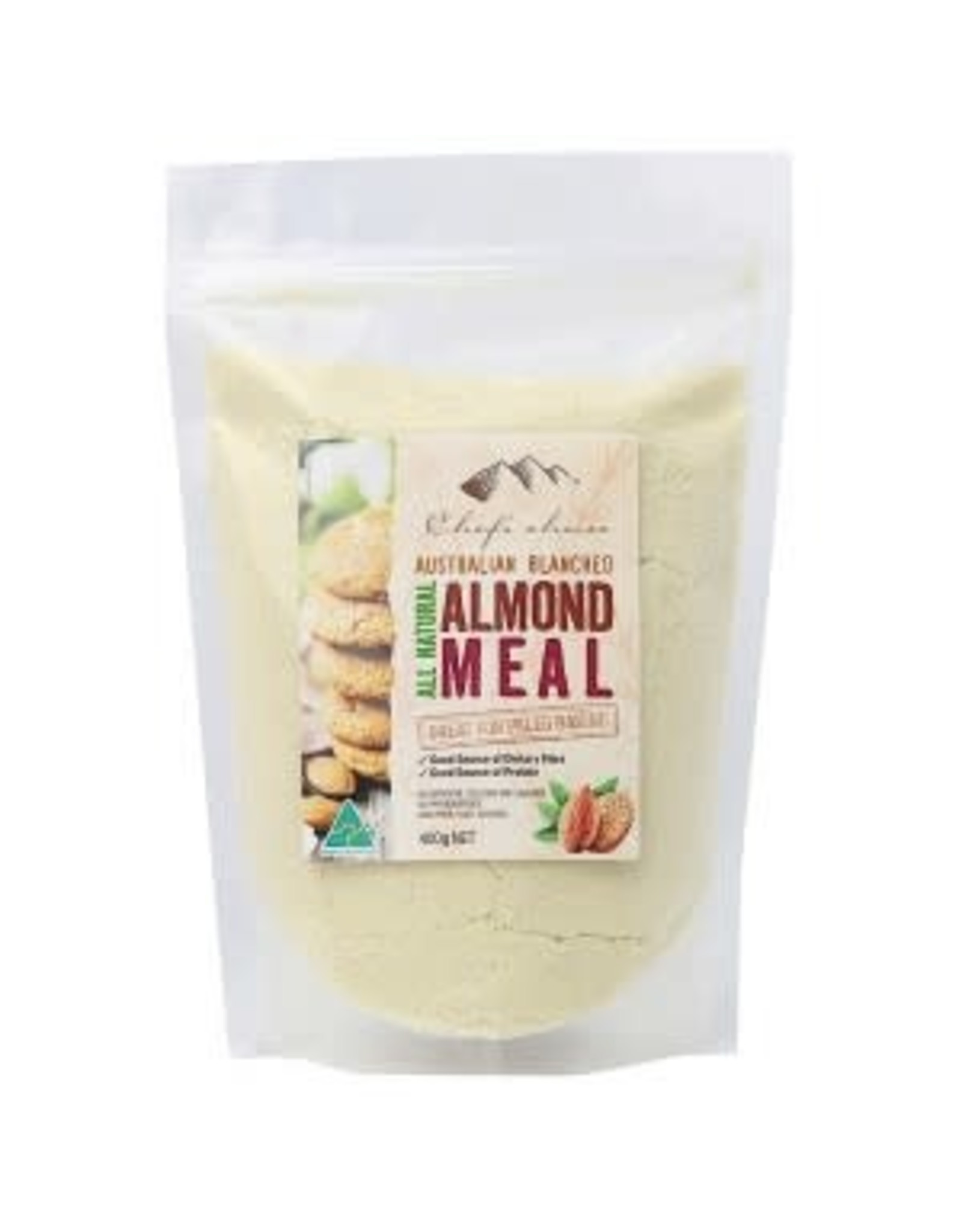 Chef's Choice Australian Blanched Almond Meal  - 400g