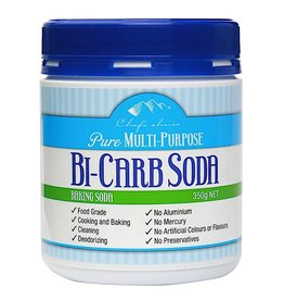 Chef's Choice Bi-Carb Soda - Aluminium Free - 350g
