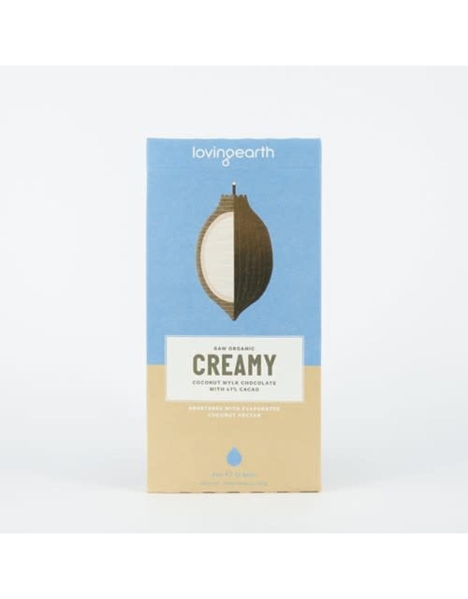Loving Earth Creamy Mylk Chocolate