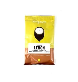 Loving Earth Lemon Caramel Chocolate 30g
