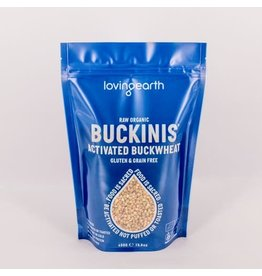 Loving Earth Buckinis- Activated Buckwheat
