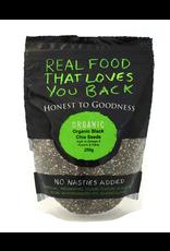 Honest To Goodness Organic Black Chia Seeds 250g