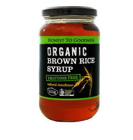 Honest To Goodness Brown Rice Syrup - Organic - 500g