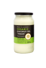 Honest To Goodness Organic Coconut Oil Virgin 1Litre