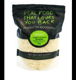 Honest To Goodness Shredded Coconut Organic 650g