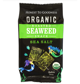 Honest To Goodness Roasted Seaweed Snack 4g