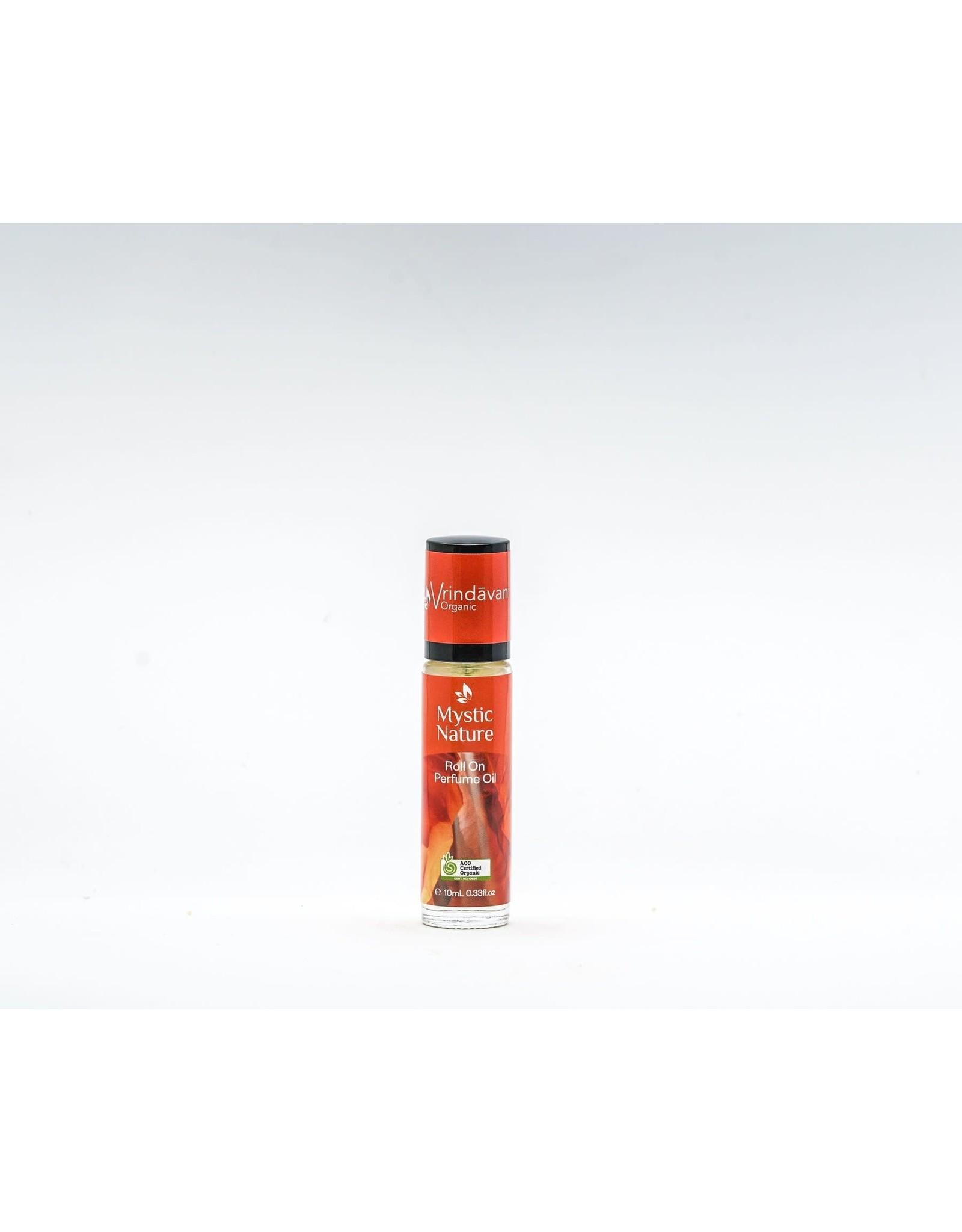 Vrindavan Organic Roll On Organic Perfume Oil 10ml