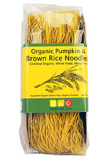 Nutritionist Choice Rice Noodles Pumpkin & Brown 200g