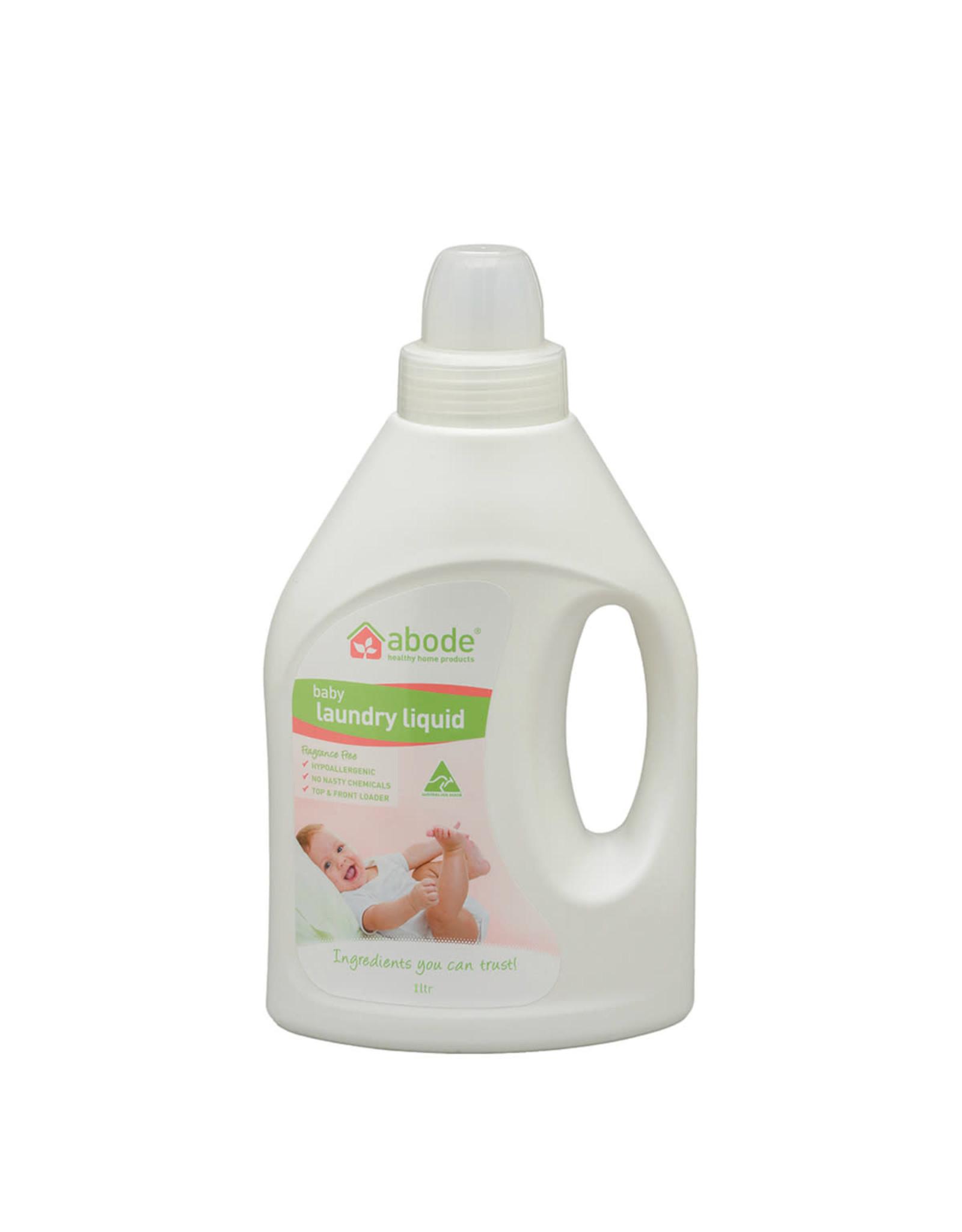 Abode Laundry Liquid Baby