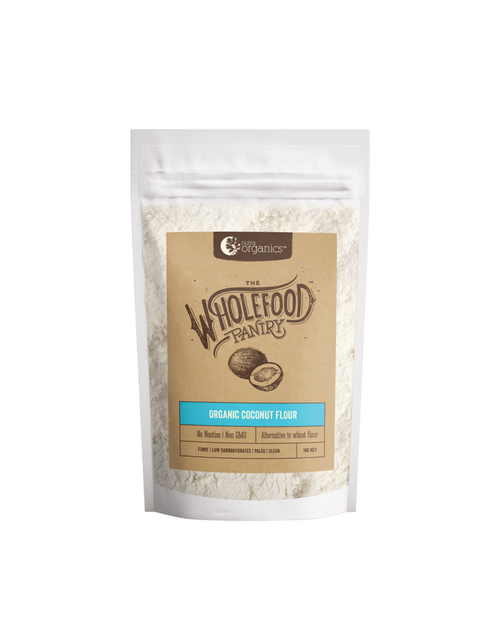The Whole Food Pantry Coconut Flour 1kg