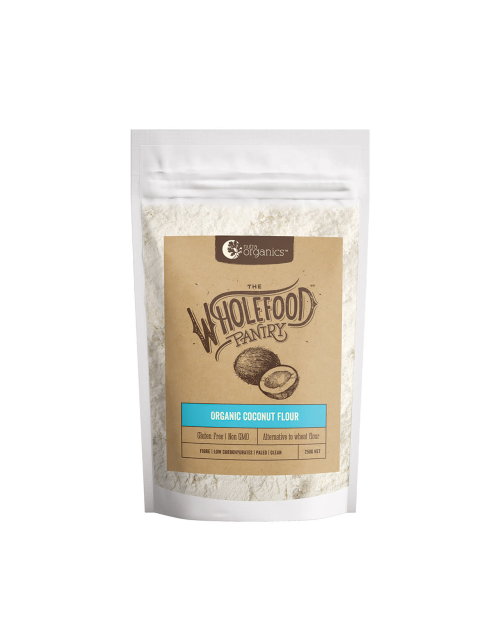 The Whole Food Pantry Coconut Flour 250g