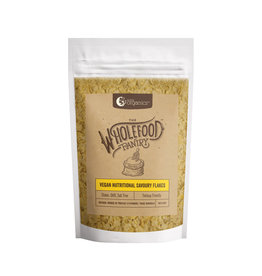 The Whole Food Pantry Vegan Nutritional Savoury Flakes 100g